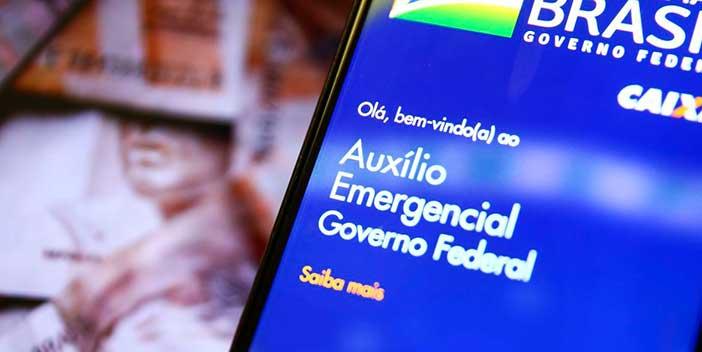 Projeto prorroga até abril pagamento do auxílio emergencial, com valor de R$ 600